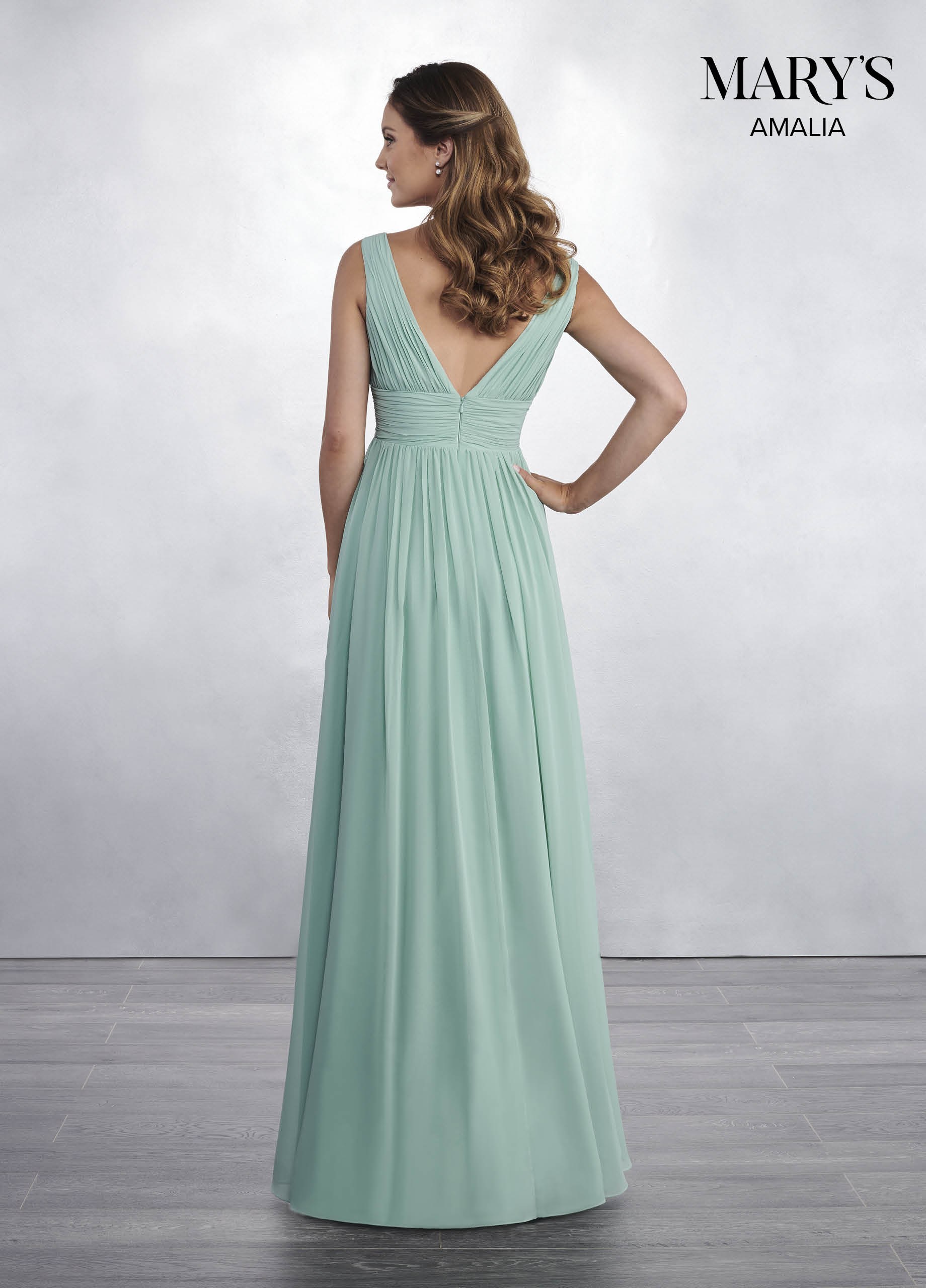 Amalia Bridesmaid Dresses   Amalia   Style - MB7049