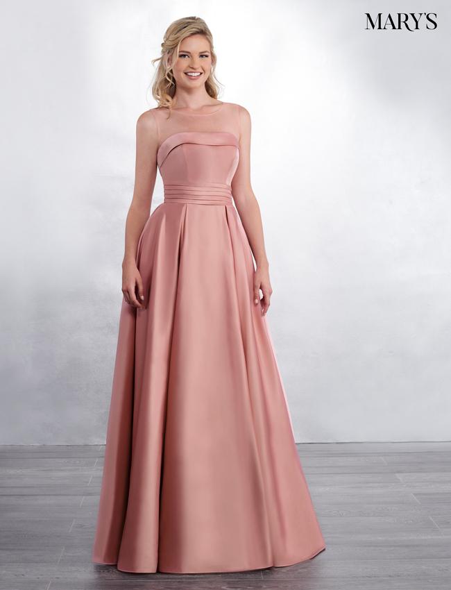 Lavender Color Amalia Bridesmaid Dresses - Style - MB7052