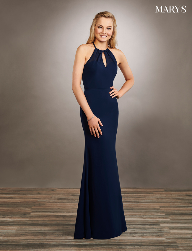 Color Amalia Bridesmaid Dresses - Style - MB7062