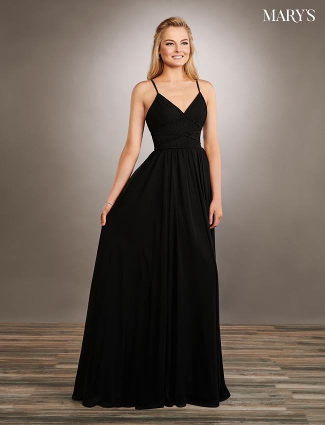 Color Amalia Bridesmaid Dresses - Style - MB7064