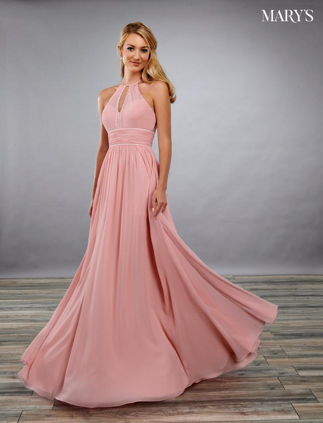Black Color Amalia Bridesmaid Dresses - Style - MB7069