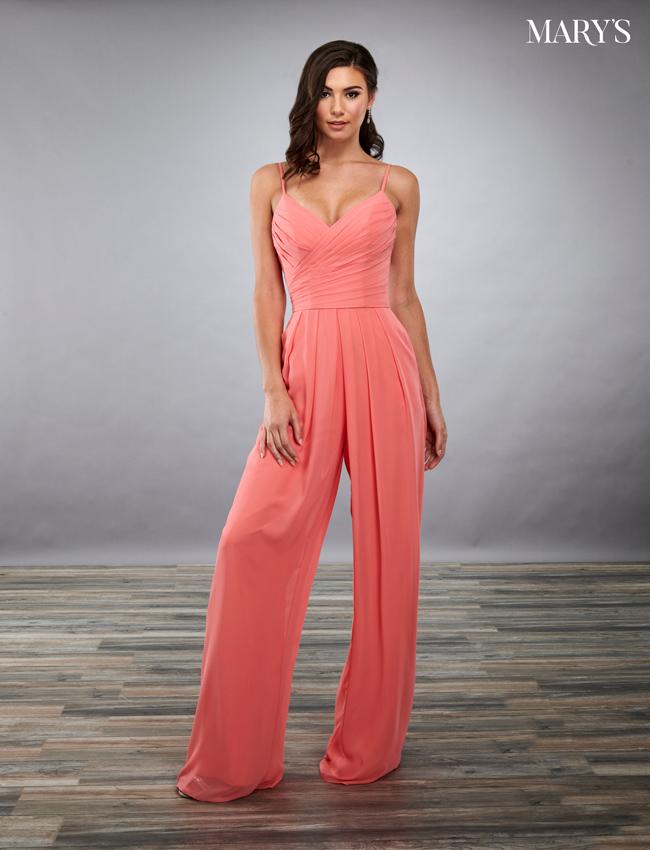 Black Color Amalia Bridesmaid Dresses - Style - MB7070