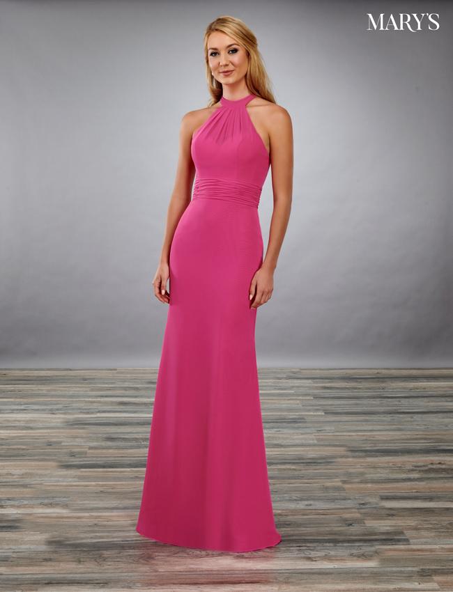 Black Color Amalia Bridesmaid Dresses - Style - MB7071