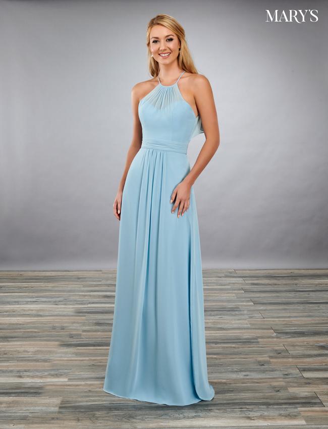 Black Color Amalia Bridesmaid Dresses - Style - MB7072