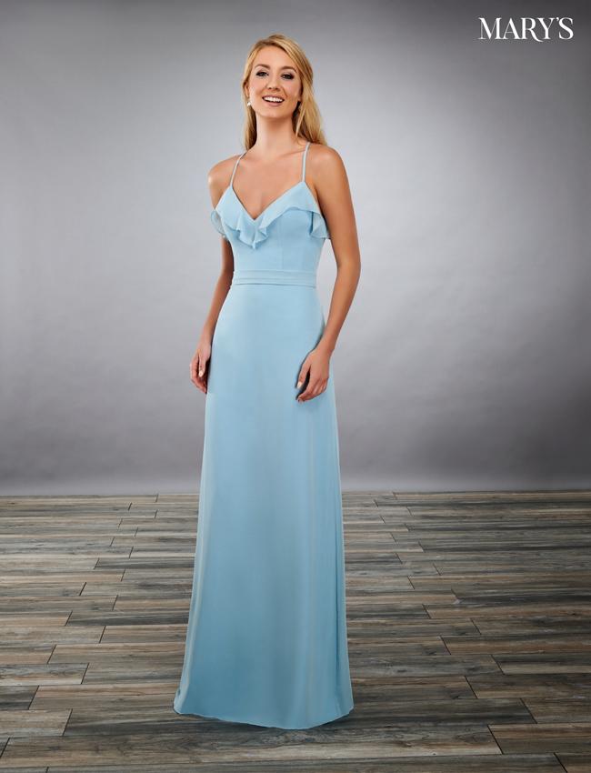 Color Amalia Bridesmaid Dresses - Style - MB7073