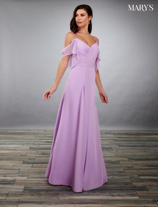 Black Color Amalia Bridesmaid Dresses - Style - MB7074