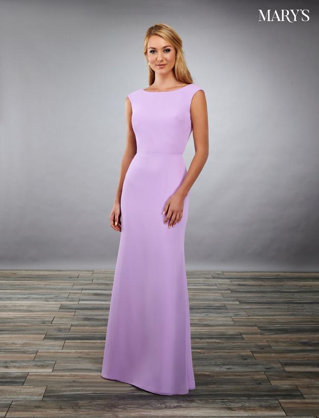 Black Color Amalia Bridesmaid Dresses - Style - MB7075