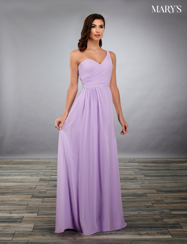 Black Color Amalia Bridesmaid Dresses - Style - MB7076