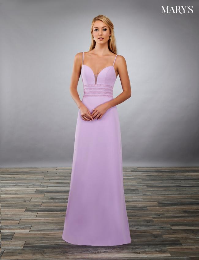 Color Amalia Bridesmaid Dresses - Style - MB7077