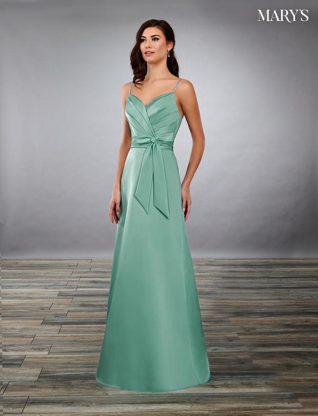 Color Amalia Bridesmaid Dresses - Style - MB7078