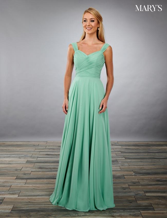 Black Color Amalia Bridesmaid Dresses - Style - MB7081