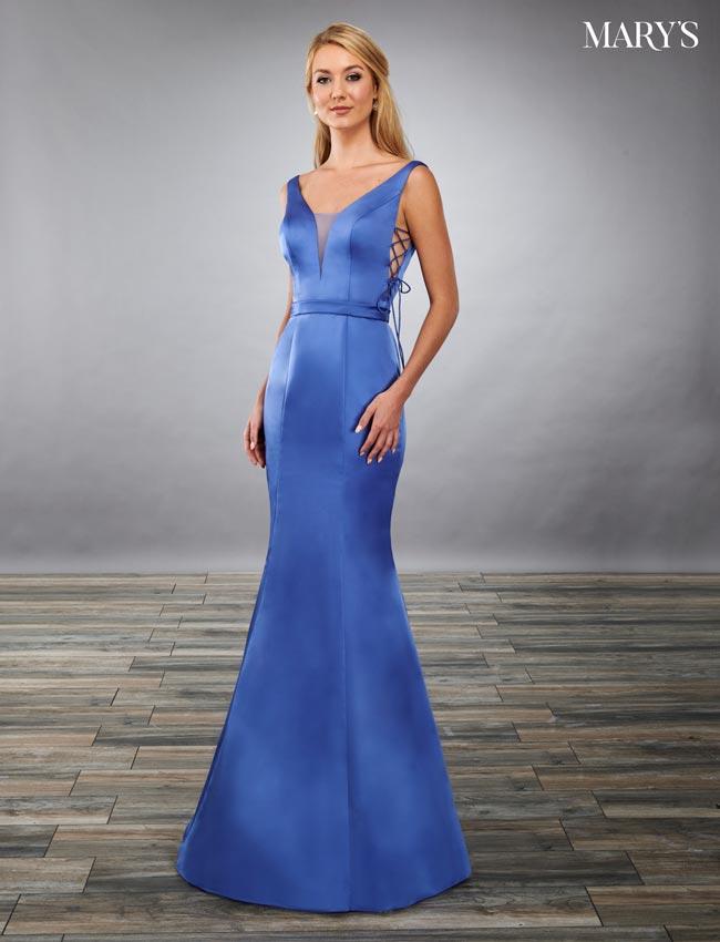 Black Color Amalia Bridesmaid Dresses - Style - MB7082