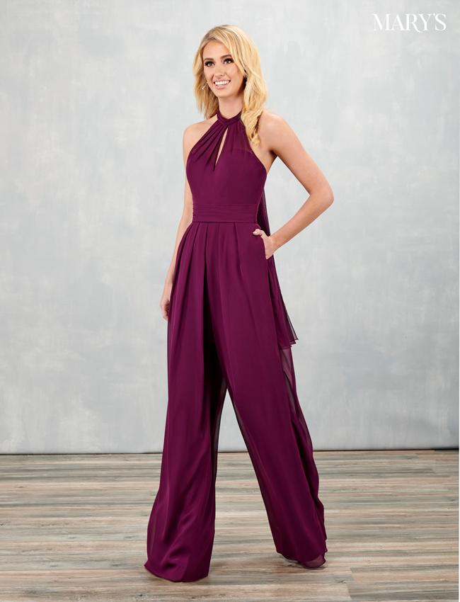 Black Color Amalia Bridesmaid Dresses - Style - MB7089