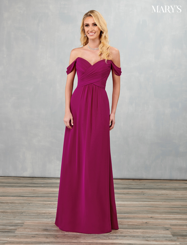 Black Color Amalia Bridesmaid Dresses - Style - MB7092