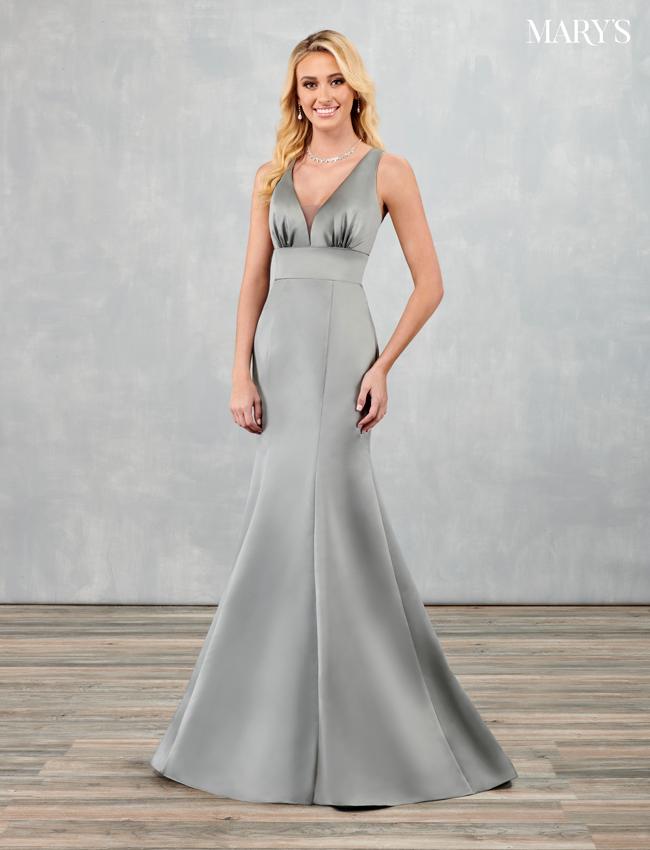 Black Color Amalia Bridesmaid Dresses - Style - MB7095