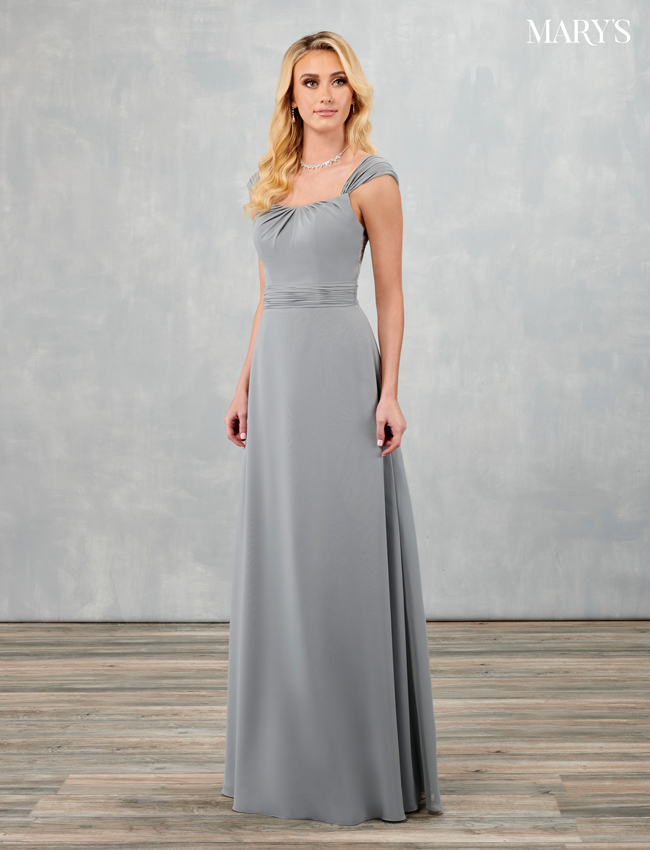 Black Color Amalia Bridesmaid Dresses - Style - MB7096