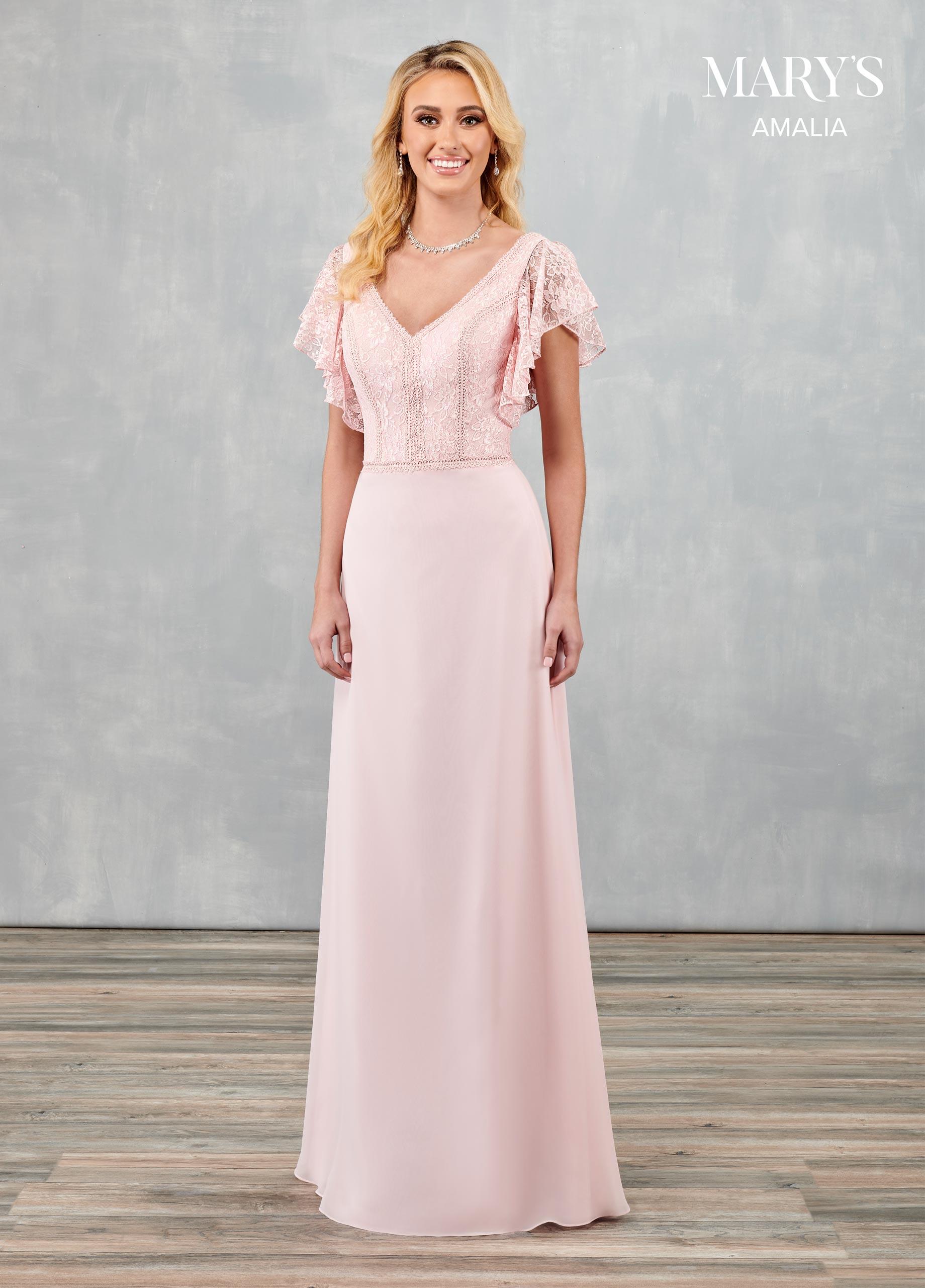 Amalia Bridesmaid Dresses   Amalia   Style - MB7097