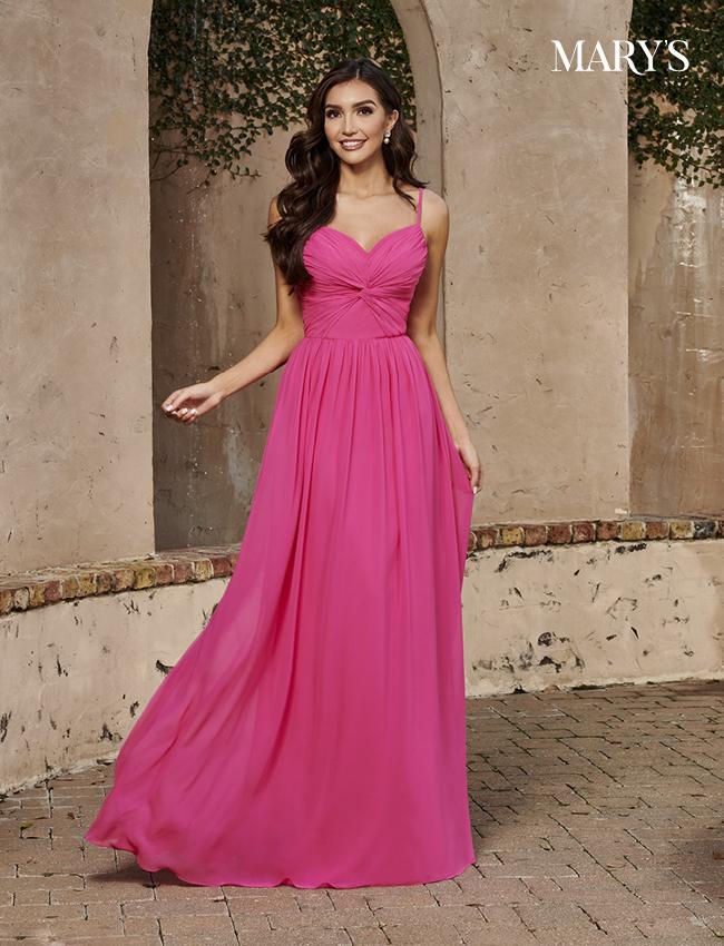 Black Color Amalia Bridesmaid Dresses - Style - MB7099