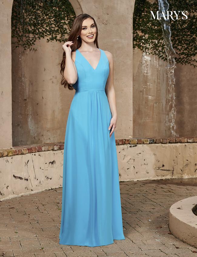 Black Color Amalia Bridesmaid Dresses - Style - MB7100