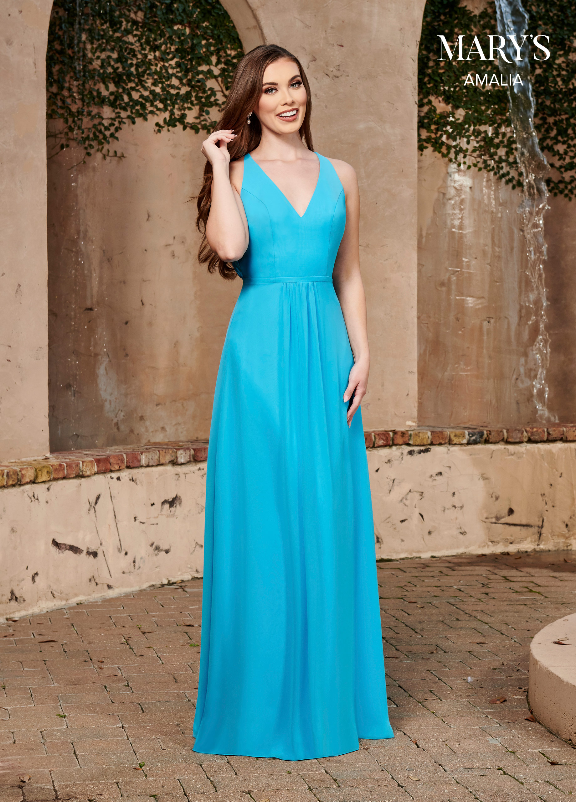 Amalia Bridesmaid Dresses | Amalia | Style - MB7100