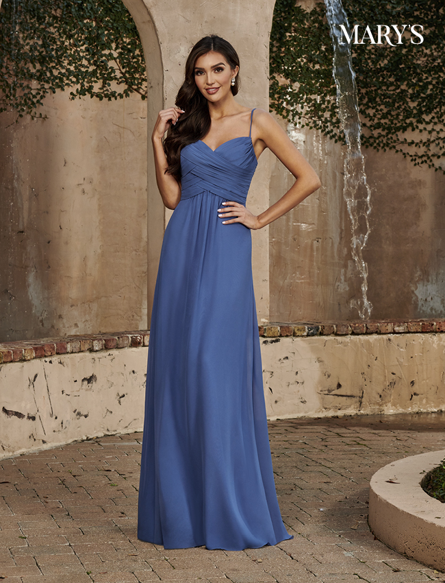 Black Color Amalia Bridesmaid Dresses - Style - MB7103