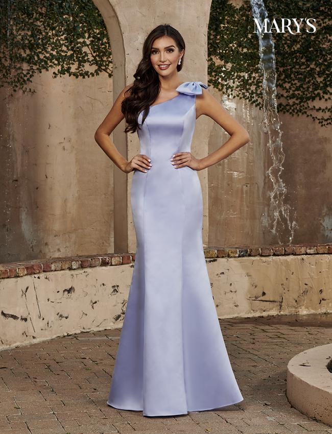 Black Color Amalia Bridesmaid Dresses - Style - MB7104