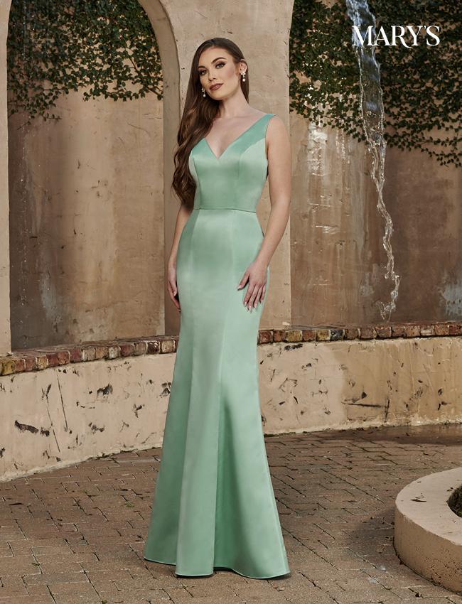 Black Color Amalia Bridesmaid Dresses - Style - MB7105