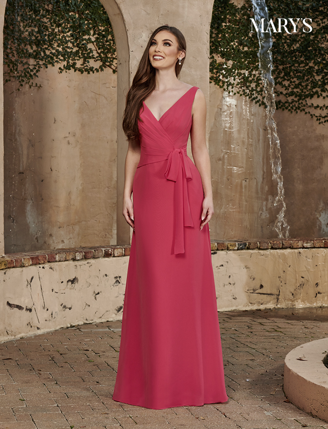 Black Color Amalia Bridesmaid Dresses - Style - MB7106