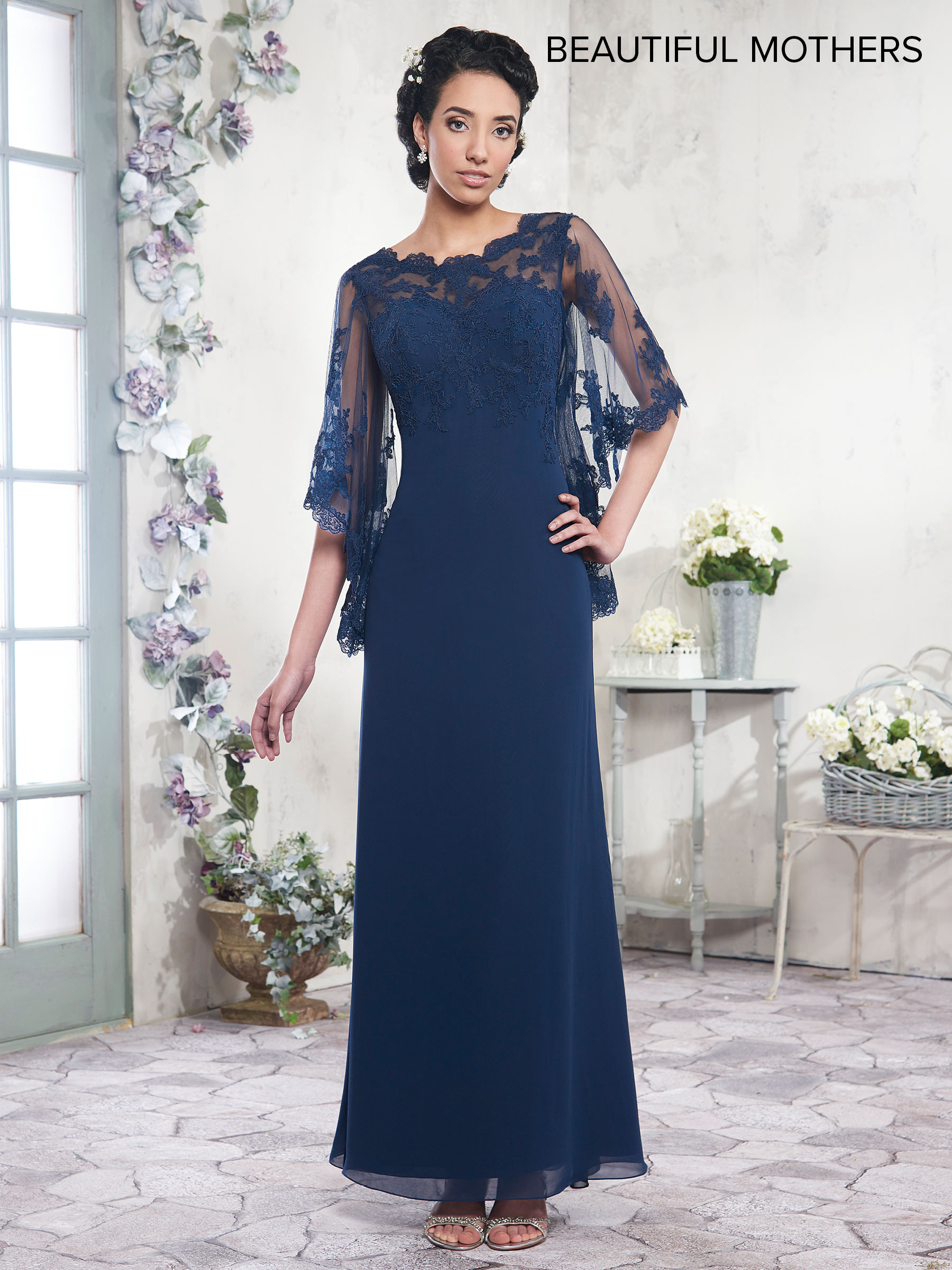 Mother Of The Bride Dresses | Beautiful Mothers | Style - MB8001