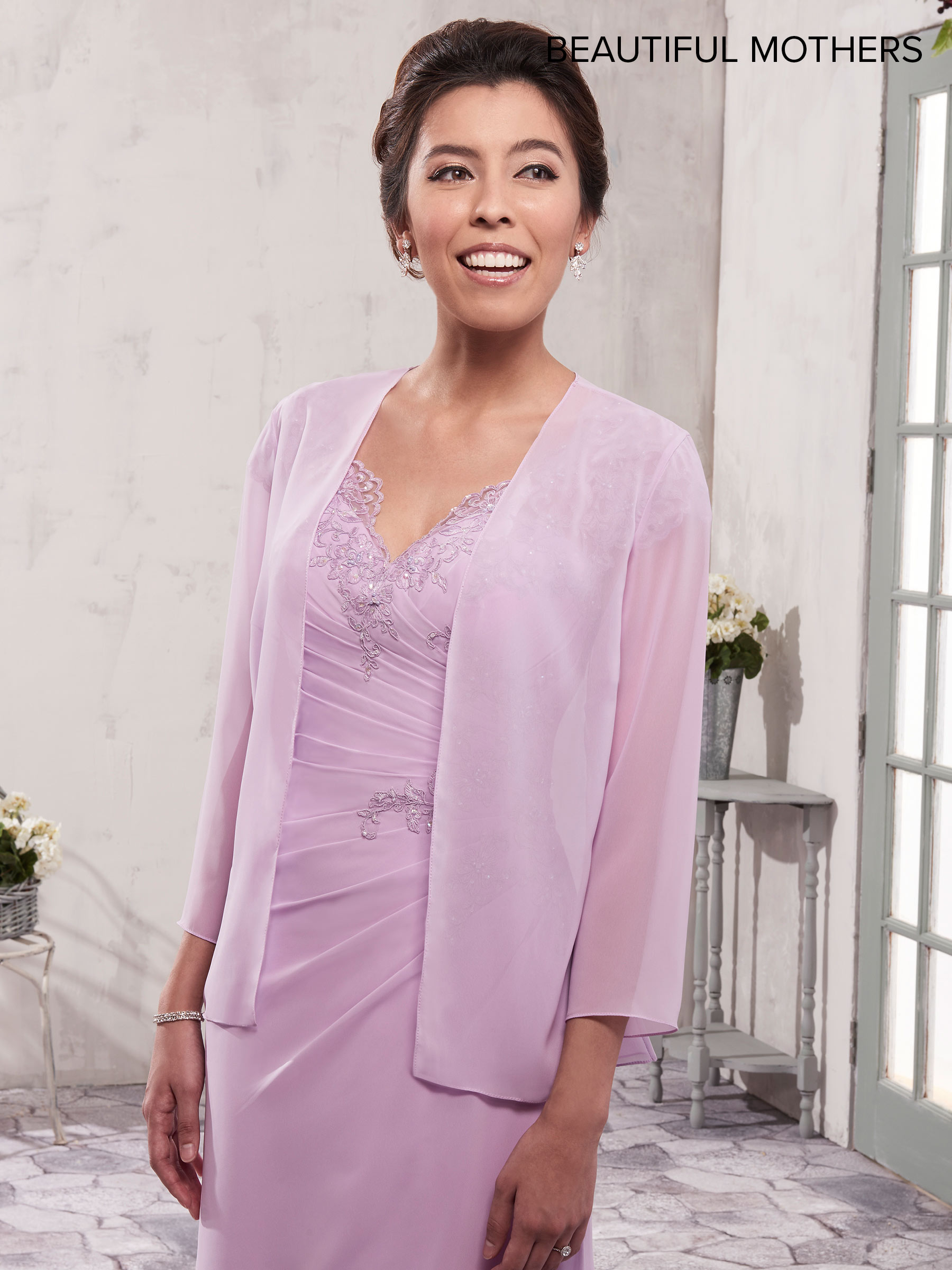 Mother Of The Bride Dresses | Beautiful Mothers | Style - MB8002