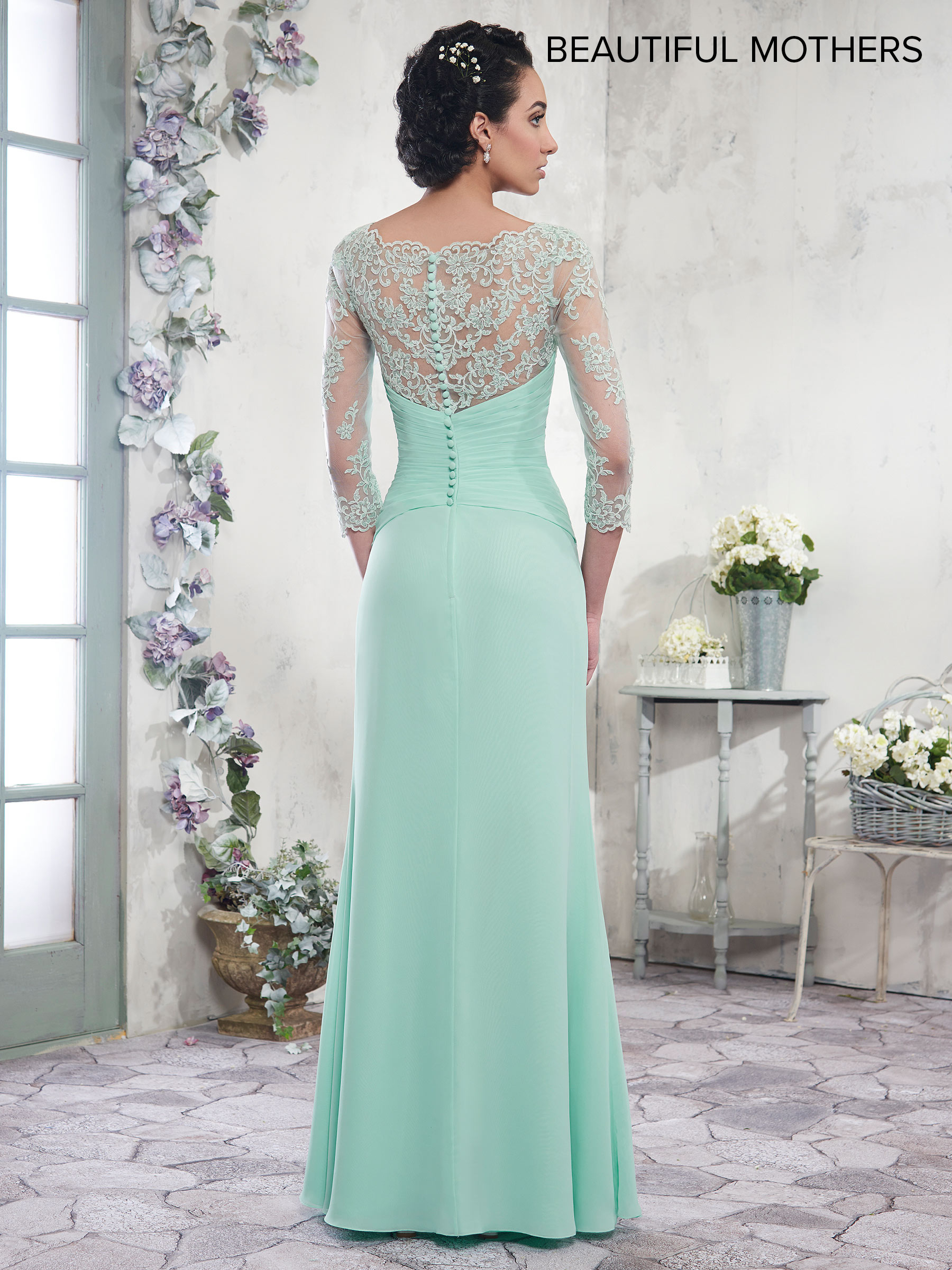 Mother Of The Bride Dresses | Beautiful Mothers | Style - MB8003