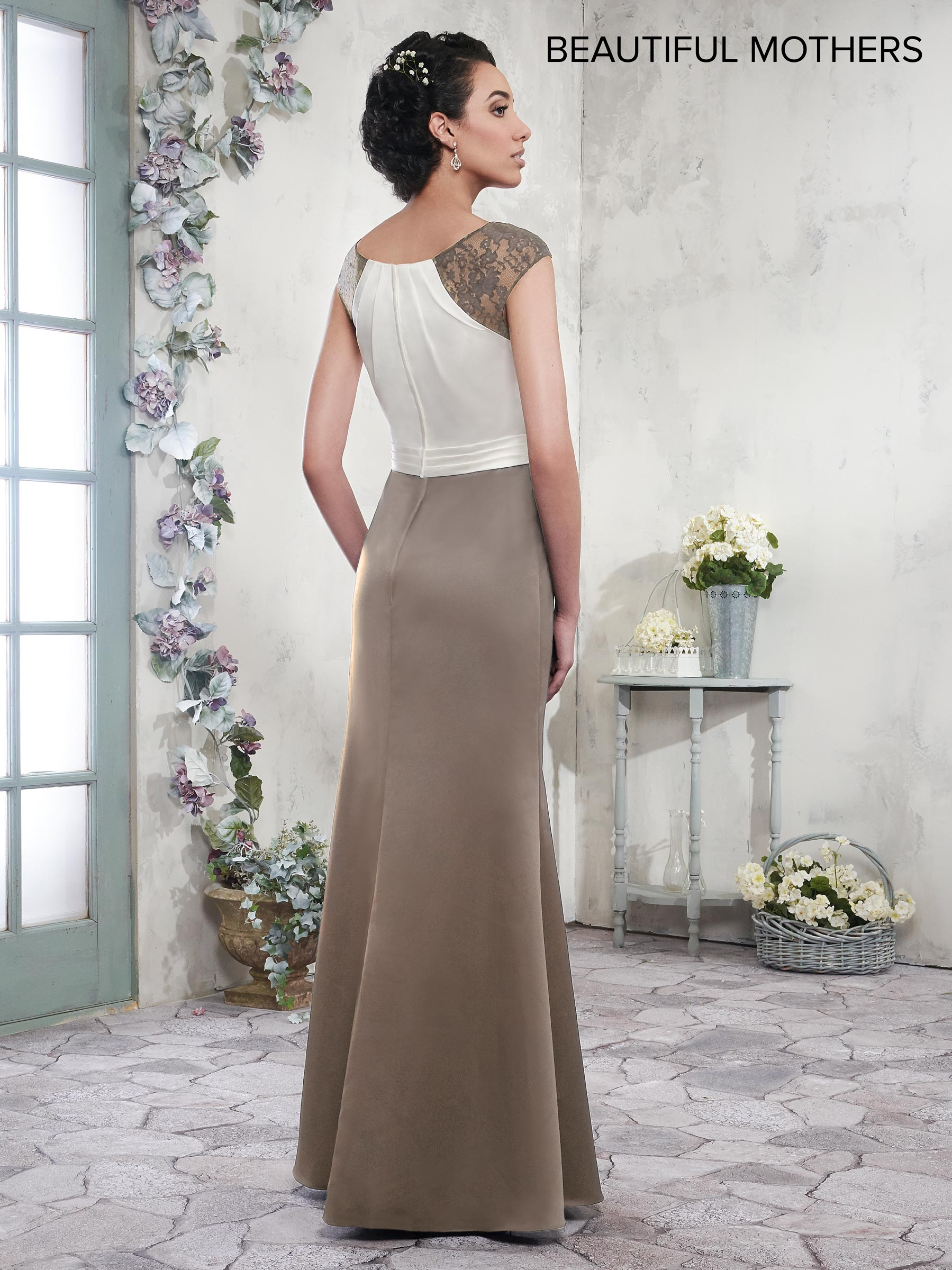 Mother Of The Bride Dresses | Beautiful Mothers | Style - MB8004