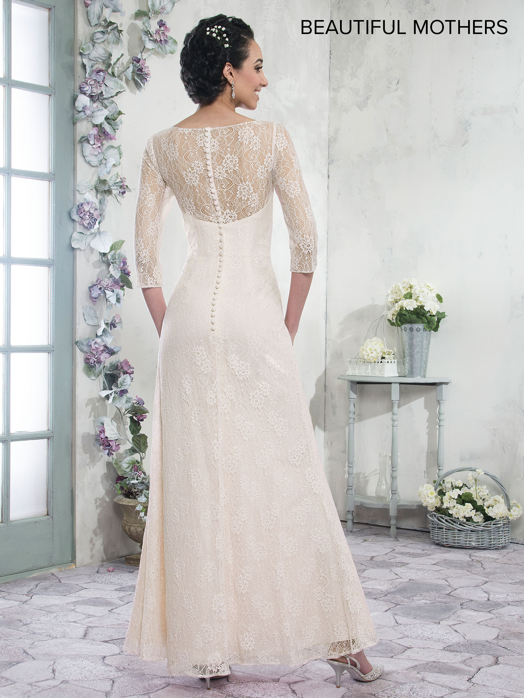 Mother Of The Bride Dresses | Beautiful Mothers | Style - MB8005