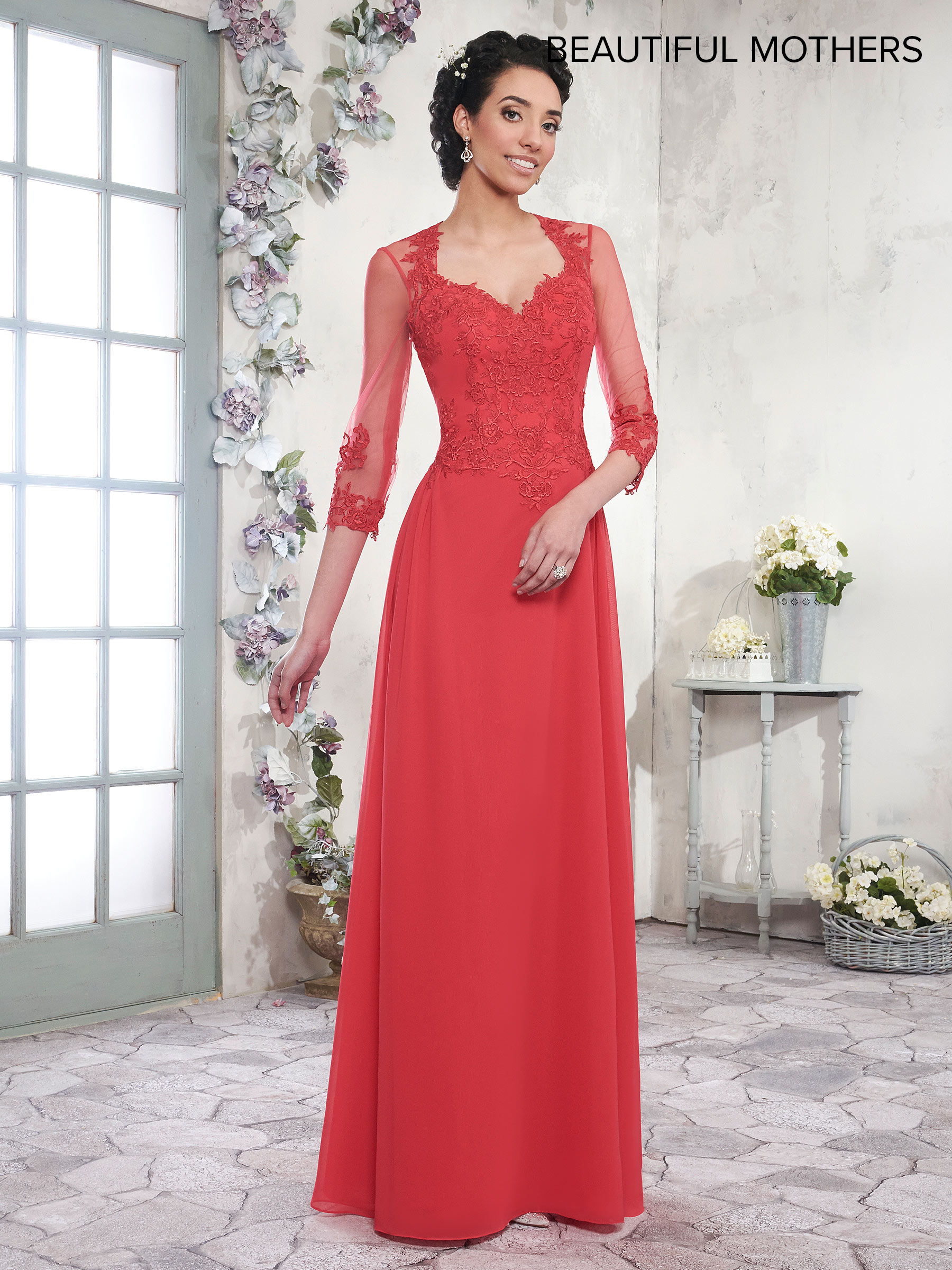Mother Of The Bride Dresses | Beautiful Mothers | Style - MB8007