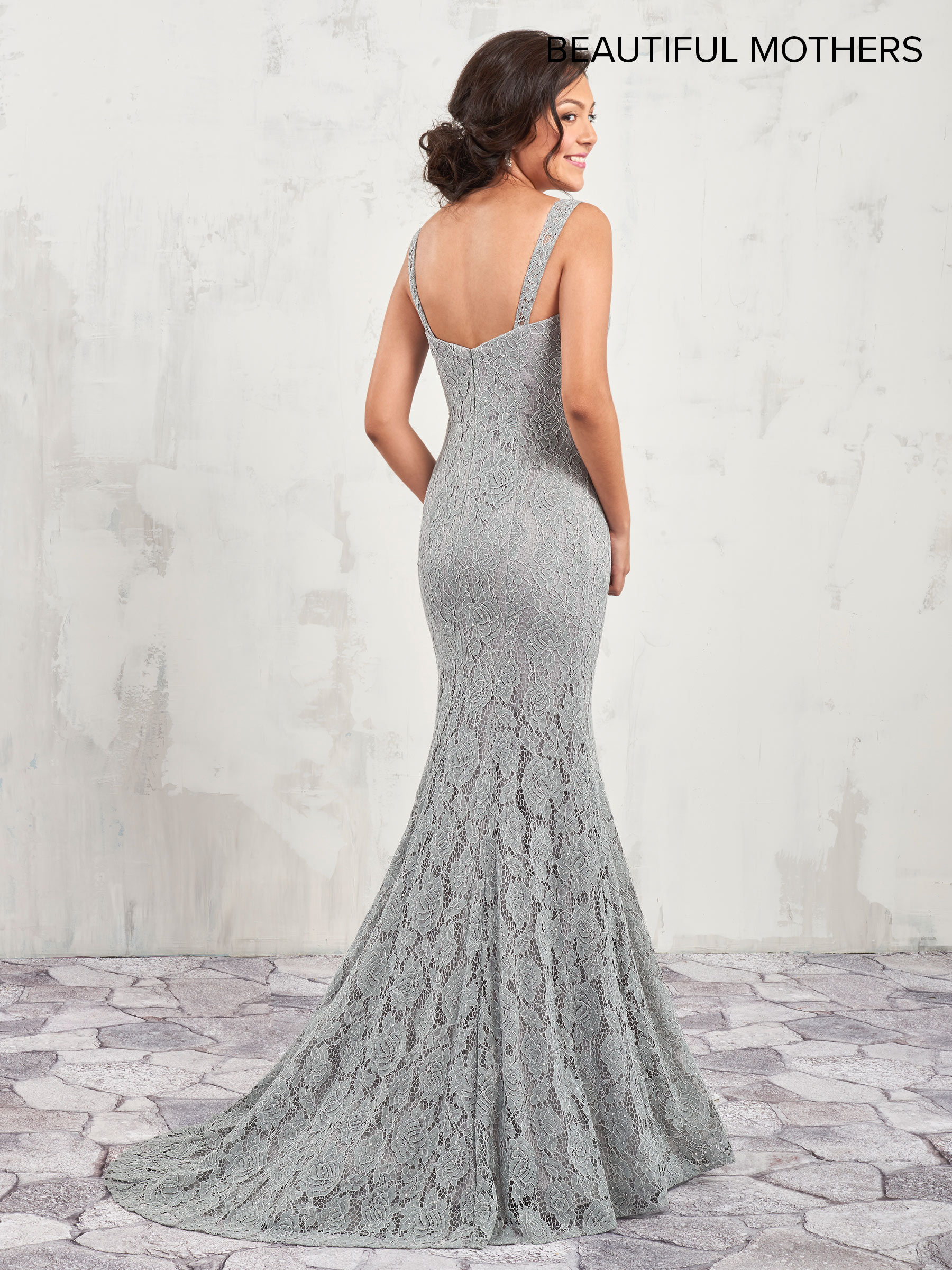 Mother Of The Bride Dresses | Beautiful Mothers | Style - MB8008