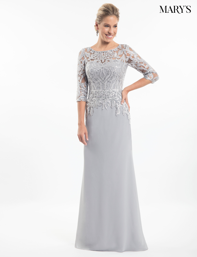 Color Mother Of The Bride Dresses - Style - MB8011