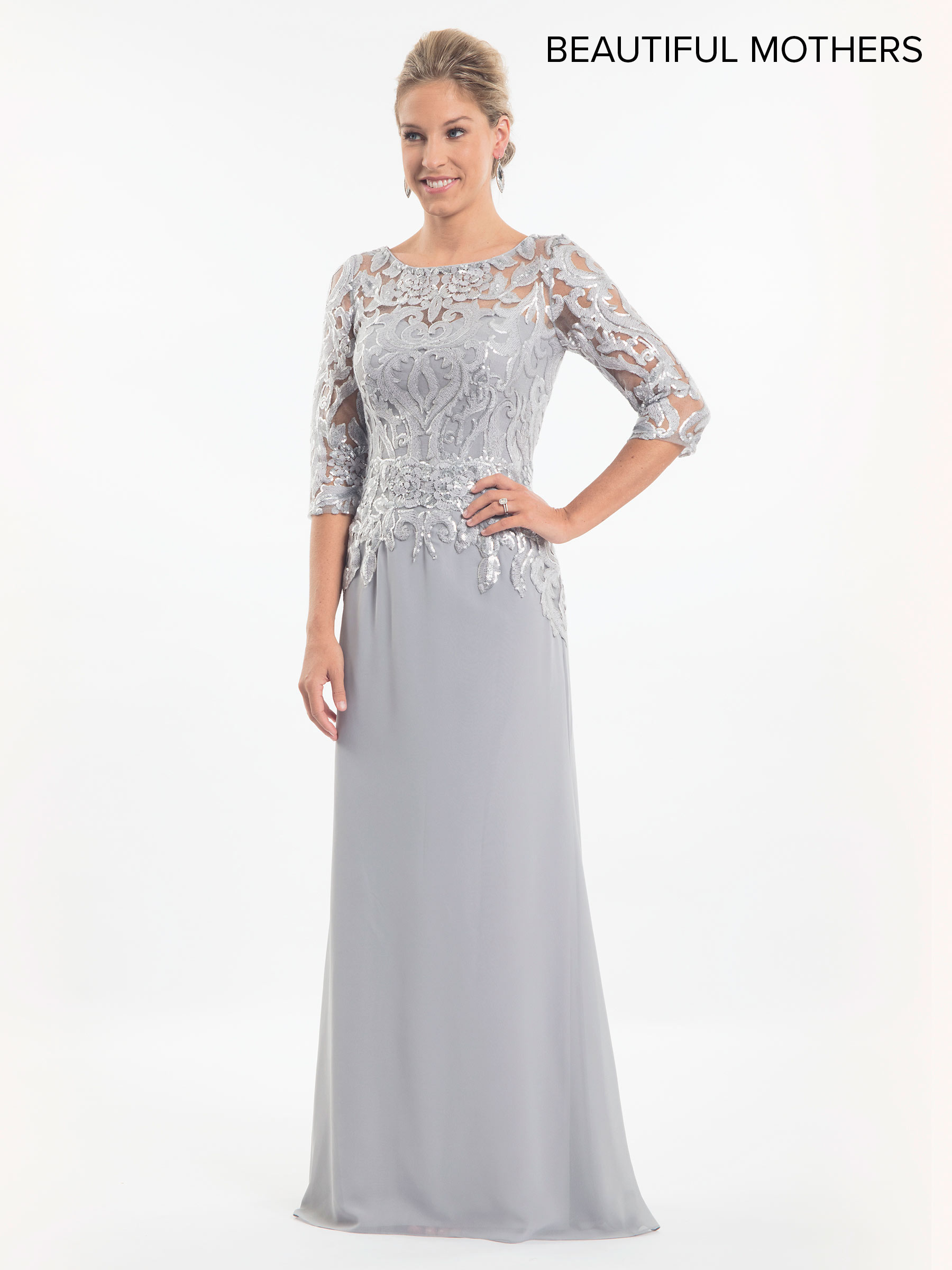Mother Of The Bride Dresses | Beautiful Mothers | Style - MB8011