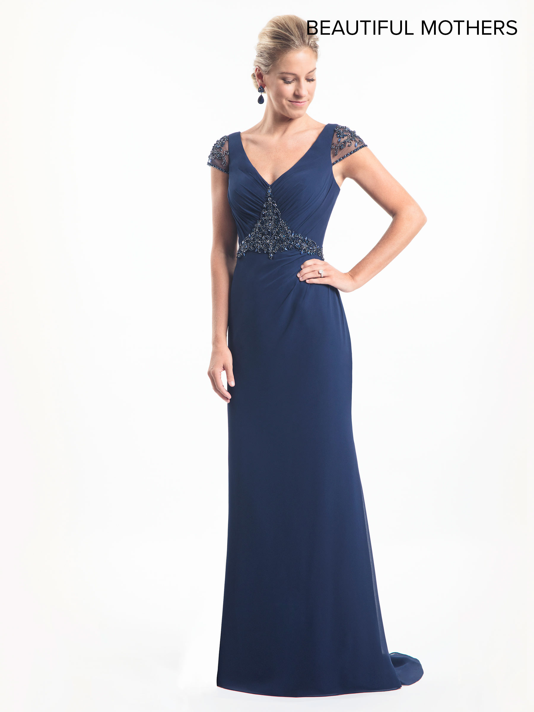 Mother Of The Bride Dresses | Beautiful Mothers | Style - MB8012