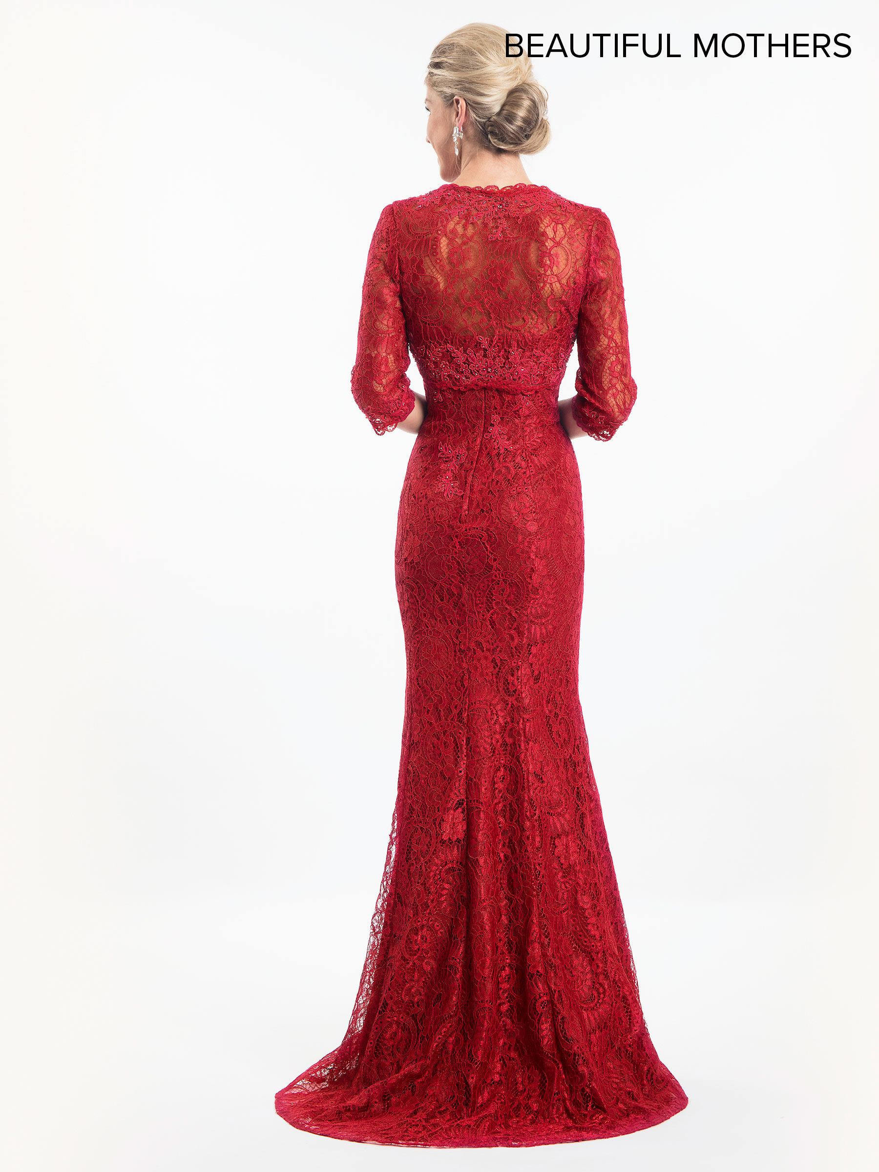 Mother Of The Bride Dresses | Beautiful Mothers | Style - MB8013