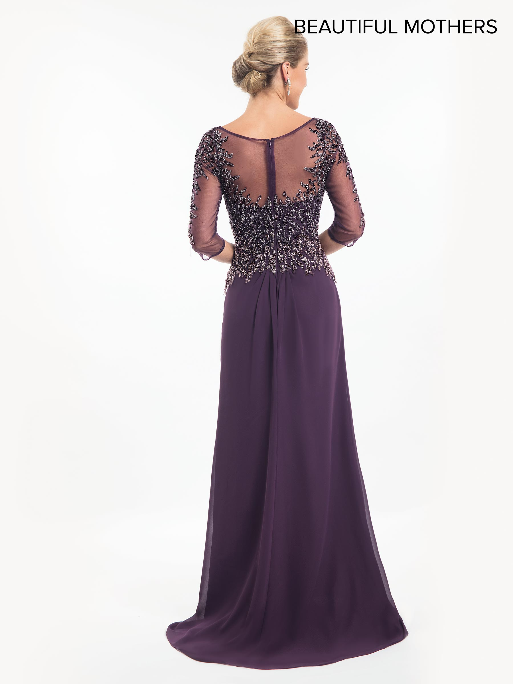 Mother Of The Bride Dresses | Beautiful Mothers | Style - MB8014