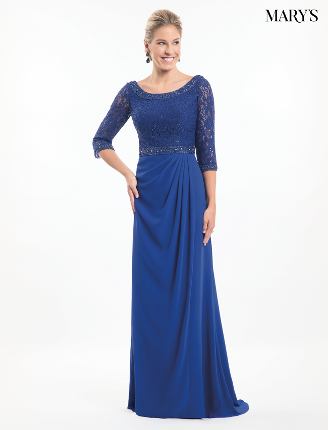 Color Mother Of The Bride Dresses - Style - MB8016