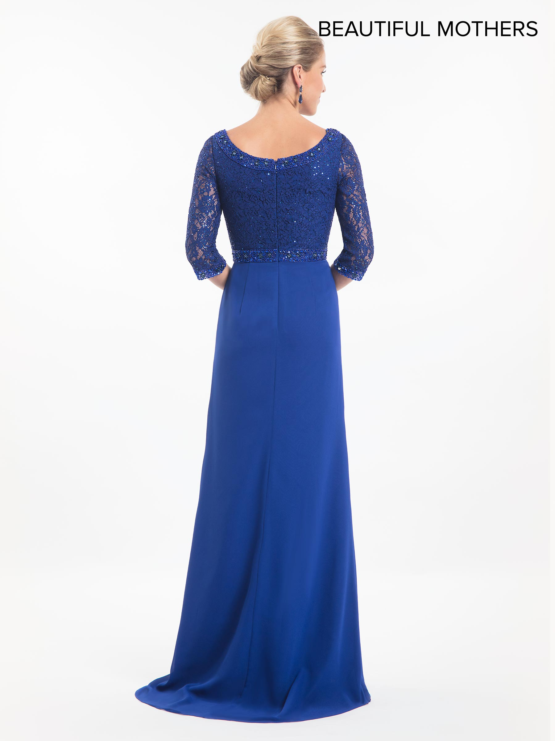 Mother Of The Bride Dresses | Beautiful Mothers | Style - MB8016