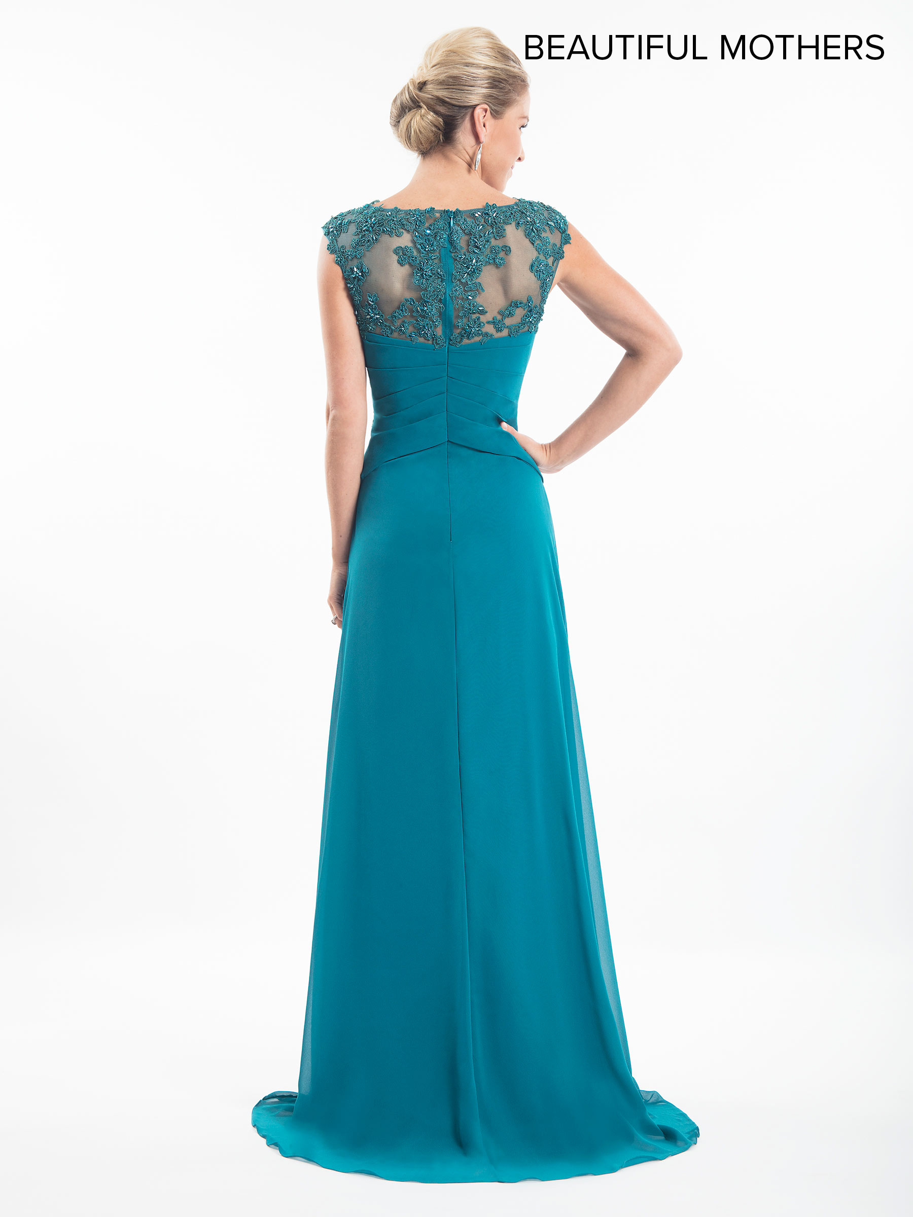 Mother Of The Bride Dresses | Beautiful Mothers | Style - MB8018