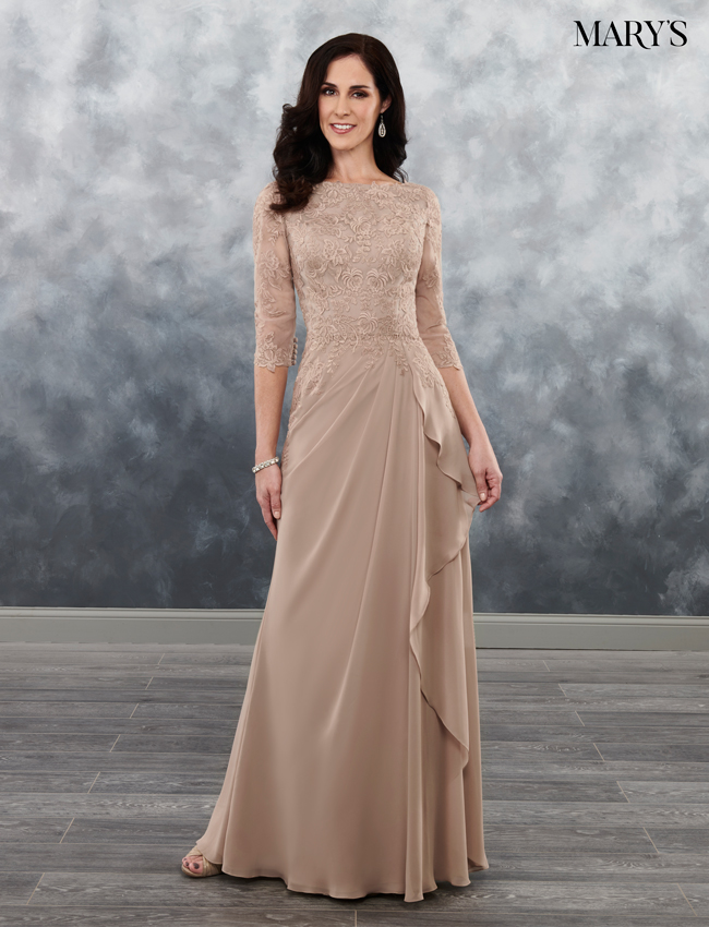 Color Mother Of The Bride Dresses - Style - MB8020