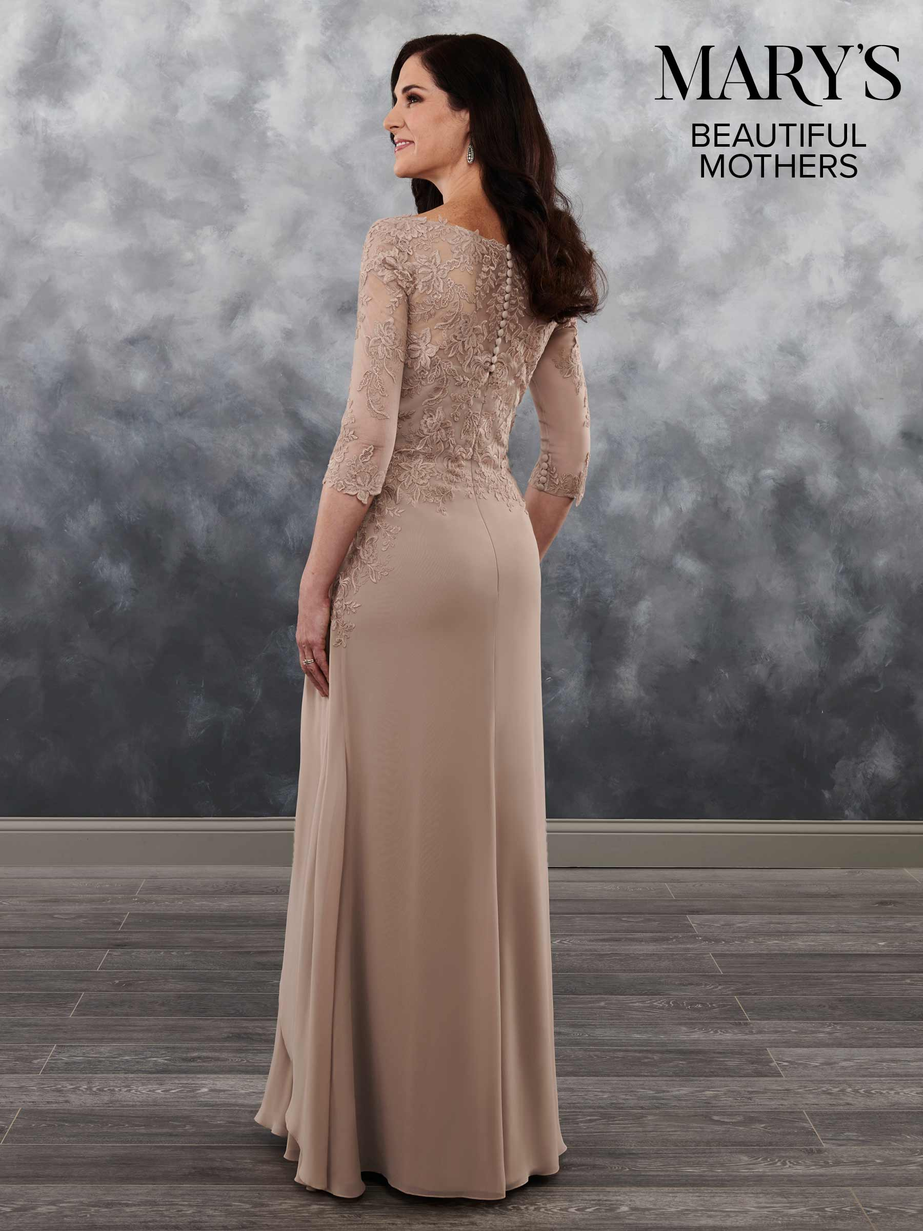 Mother Of The Bride Dresses | Beautiful Mothers | Style - MB8020