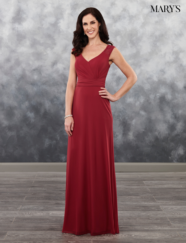 Color Mother Of The Bride Dresses - Style - MB8023