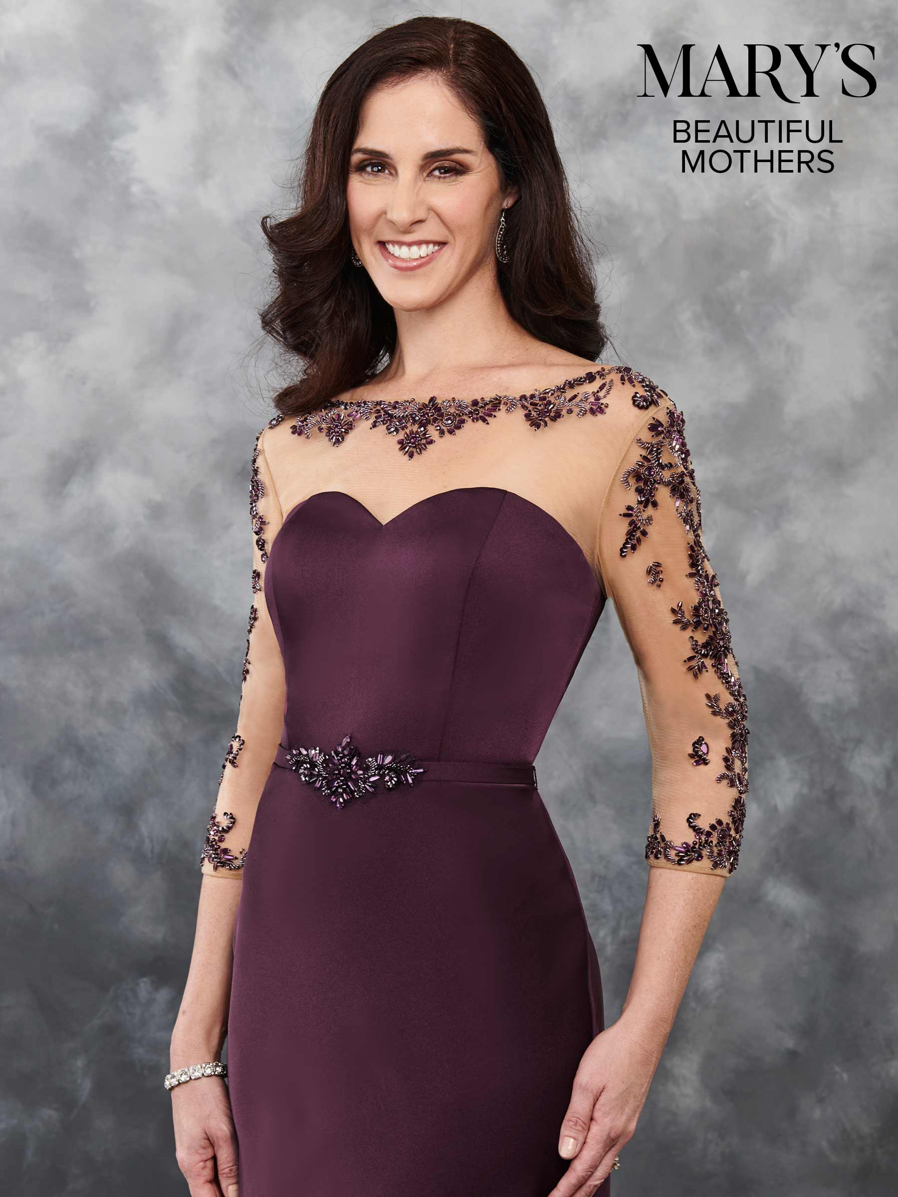 Mother Of The Bride Dresses | Beautiful Mothers | Style - MB8026