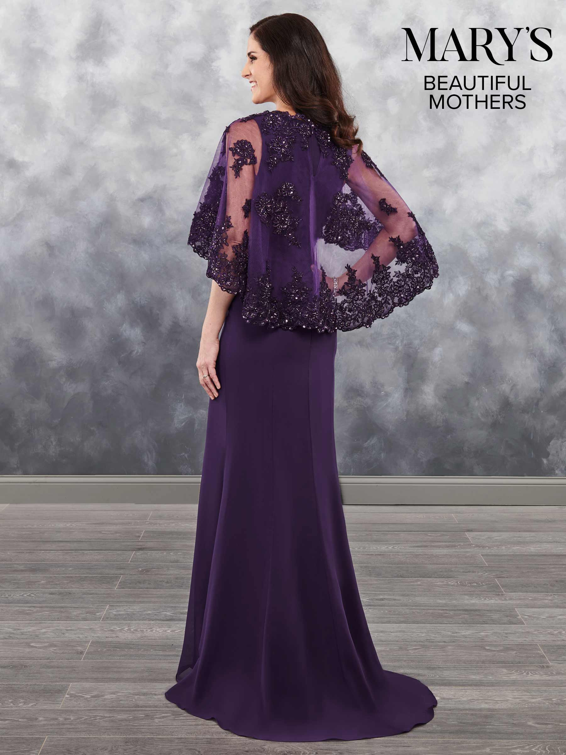 Mother Of The Bride Dresses | Beautiful Mothers | Style - MB8027