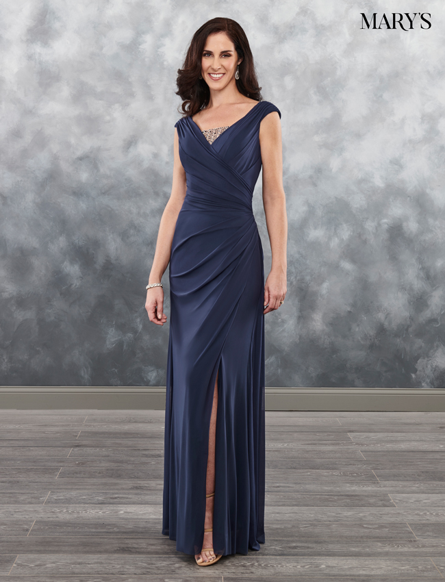 Color Mother Of The Bride Dresses - Style - MB8028
