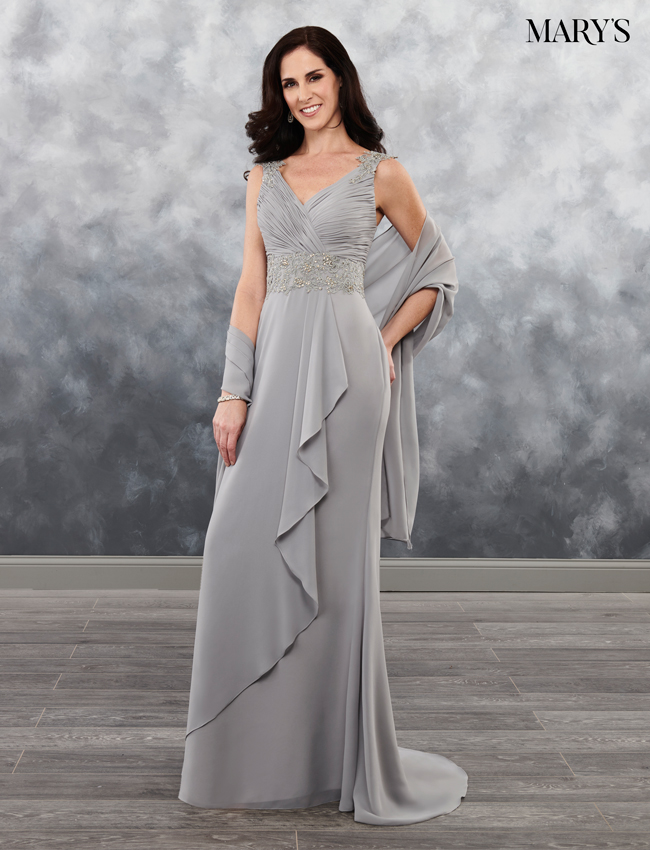 Color Mother Of The Bride Dresses - Style - MB8030